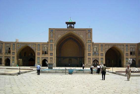 Hakim Mosque of Isfahan