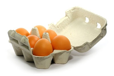 Packing-eggs