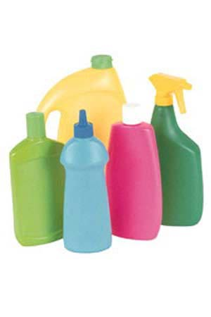 Production of detergents