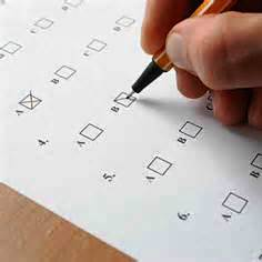 Questionnaire to assess customer satisfaction