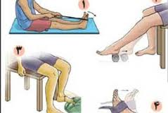 Sports flat foot and back pain