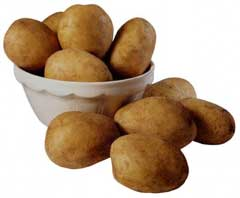 PowerPoint potatoes