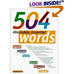 Vocabulary Learning 504