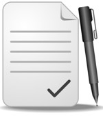 Accounting paper of property and equipment