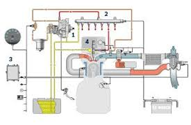 Components of the fuel system
