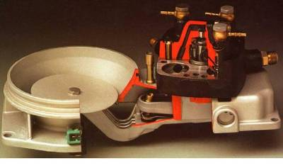 Fuel injection systems of gasoline
