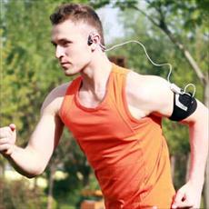Research the impact of music on exercise