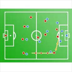 Techniques and tactics of football.