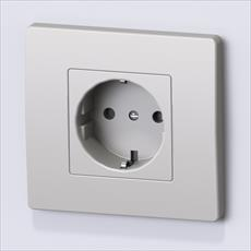 Design wall outlet