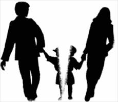 Effect phenomenon of divorce on children