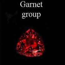 Garnet gem mineral projects