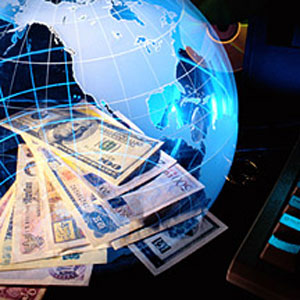 Paper consequence of the globalization of financial markets