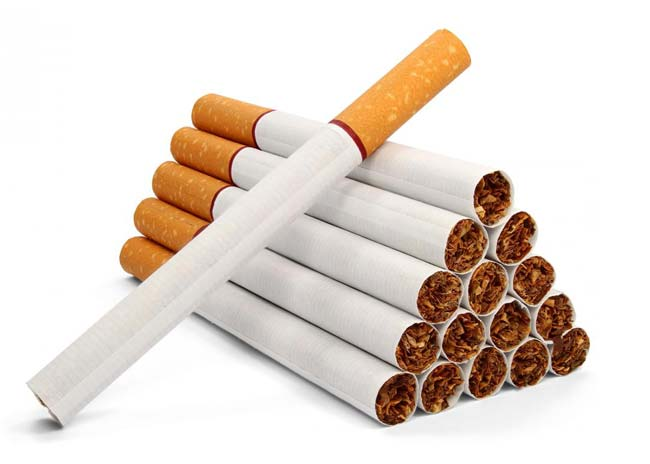 Paper related to smoking and diseases