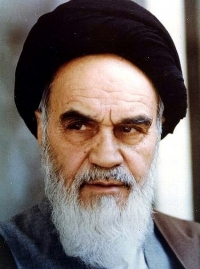 paper legitimacy of supreme leader Ayatollah Khomeini views
