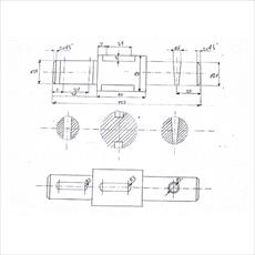 Answer all the exercises of general technical drawing (all disciplines)