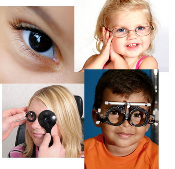 Article vision disorders in children