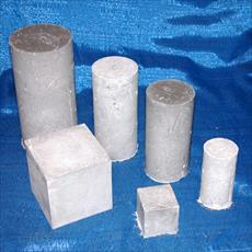Concrete work conducted experiments