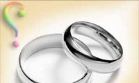 Conflict of national law on marriage and divorce
