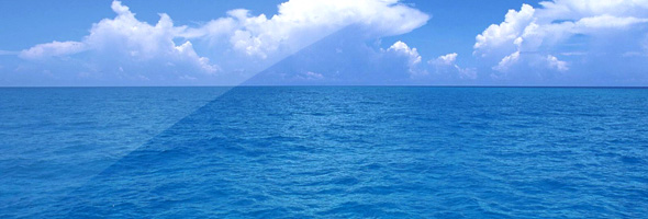 Here's oceans and seas and its contaminants