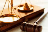 Negative conflict of laws principles or submitted article