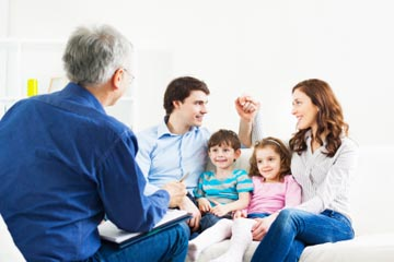 Paper Family Therapy