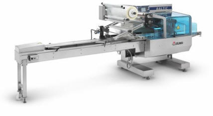 Paper packaging machines for the food industry