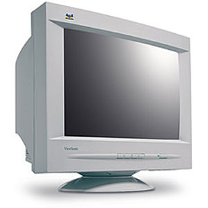 Paper work and repair of CRT monitors