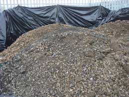 Soil and waste paper