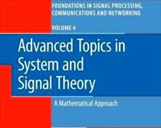 Book Advanced Topics in Systems and Signal