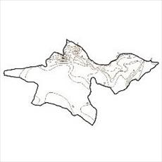 Isotherms map of Tehran