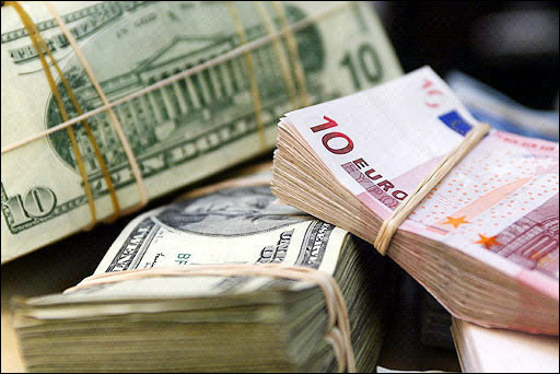 Paper currency legal reserve account