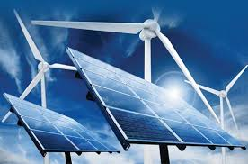 Paper, the efficiency of renewable energy power plants in the world