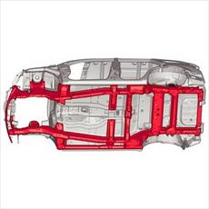 PowerPoint chassis and bodywork