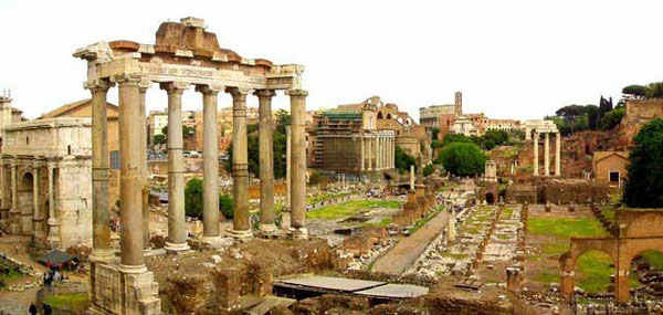 Ancient Roman architecture article