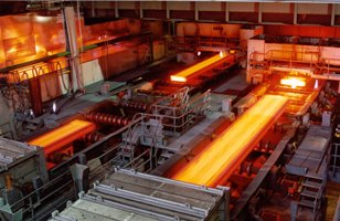 Investigate the steel market in the world and Iran