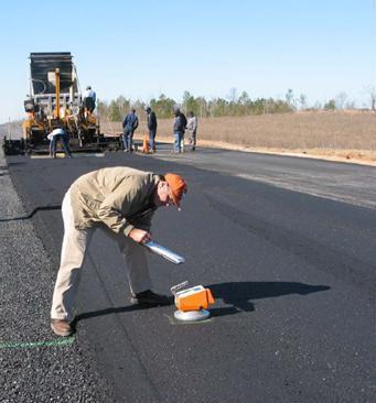 Road pavement projects