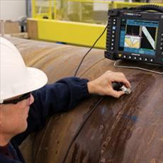 Study of welding defects and weld inspection