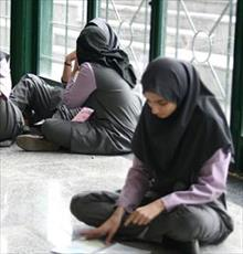 The causes of social deviation female students