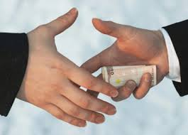 The nature of bribery in jurisprudence and law