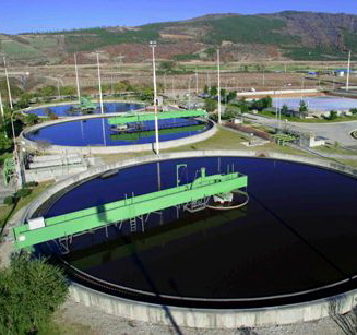 Water treatment and industrial waste