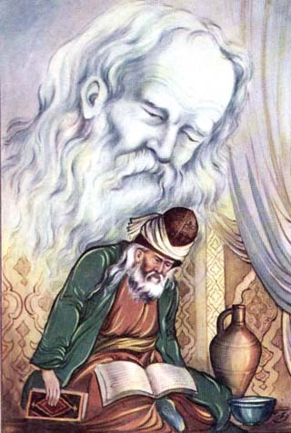 A literature review of Rumi