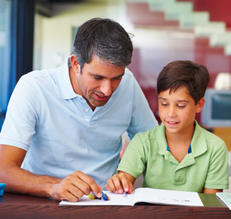 Paper family's role in academic achievement