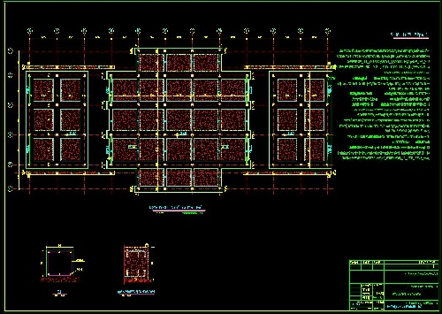 Plans and AutoCAD Map hotel