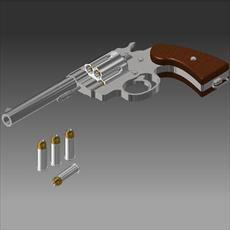 Colt gun designed and Catia Salydvrk