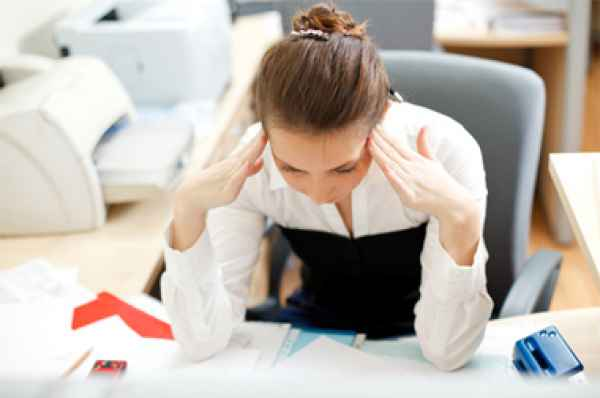 Control stress and anxiety in life