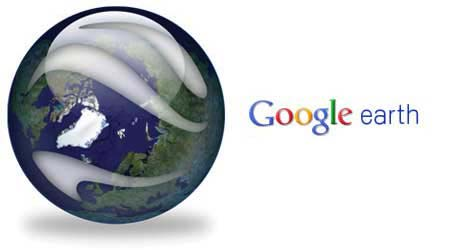 Display GIS layers in the Google Earth software