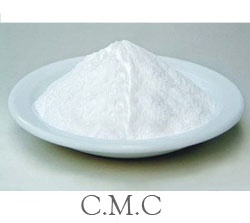 Plan production, carboxymethyl cellulose (CMC)