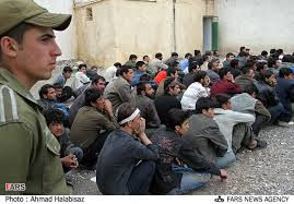 Sociological theory of migration of Afghan refugees in Iran