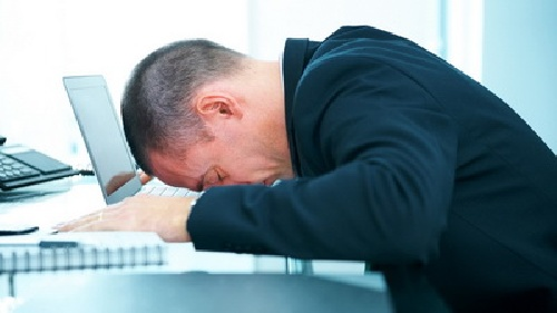 Article fatigue and stress management in the workplace