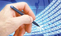 Paper rules governing electronic contracts
